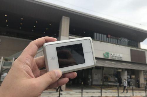 大井町駅前