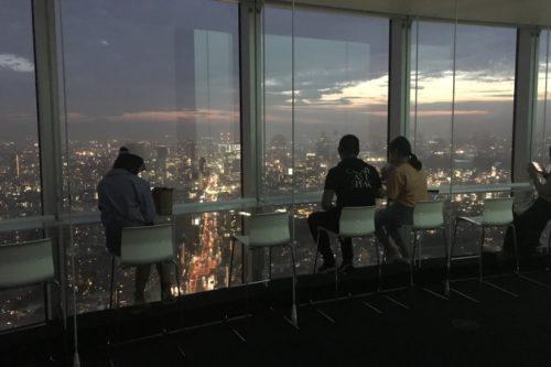 六本木ヒルズ展望台
