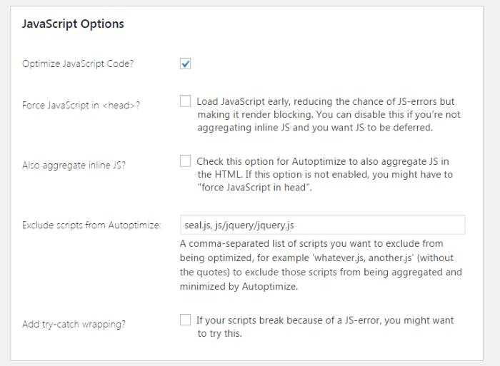 javascript-options