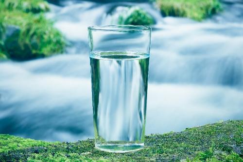 キララの水の味