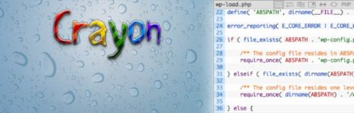 Crayon Syntax Highlighter とは