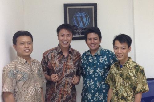インドネシアのエンジニア