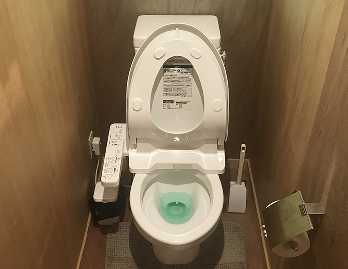 五番地トイレ