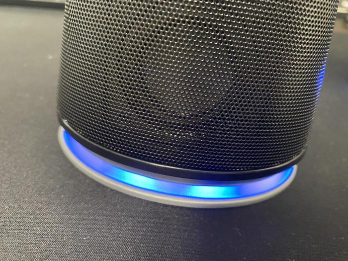 AmazonベーシックPCスピーカー使用感3